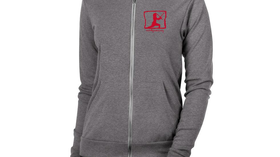 Sepianta Series Women's zip hoodie