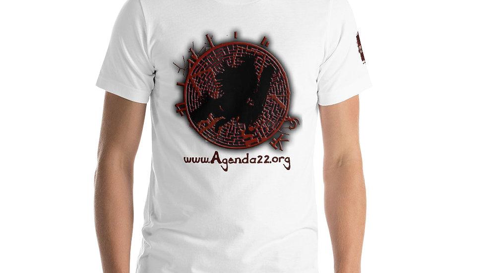 Agenda 22 unisex ('Asbaloth') T Series #4