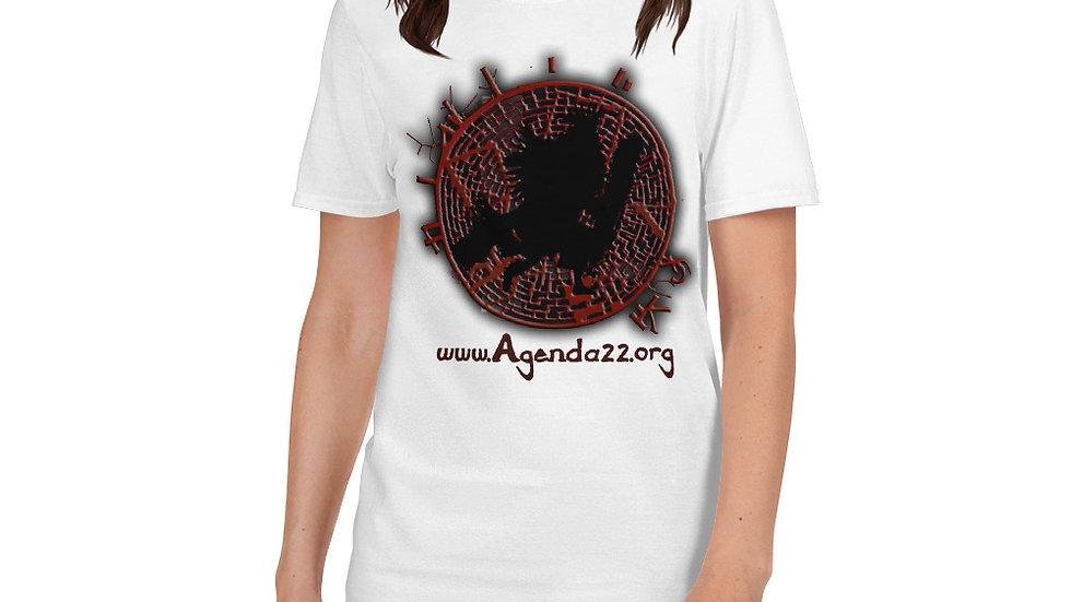 Agenda 22 unisex ('Asbaloth') T Series #3