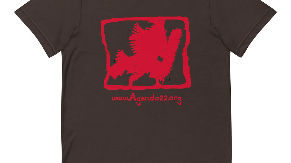 Agenda 22 unisex  T (Asbaloth Dawouns collector's series)