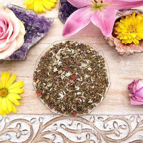 The Healing Sanctuary - Sore Throat Tea