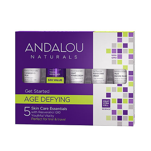 Andalou Naturals - Get Started Skin Care Discovery Kit