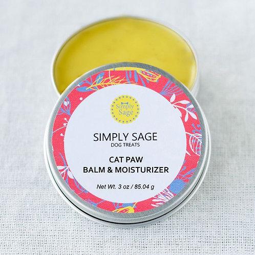 Simply Sage Dog - Cat Paw Balm & Moisturizer