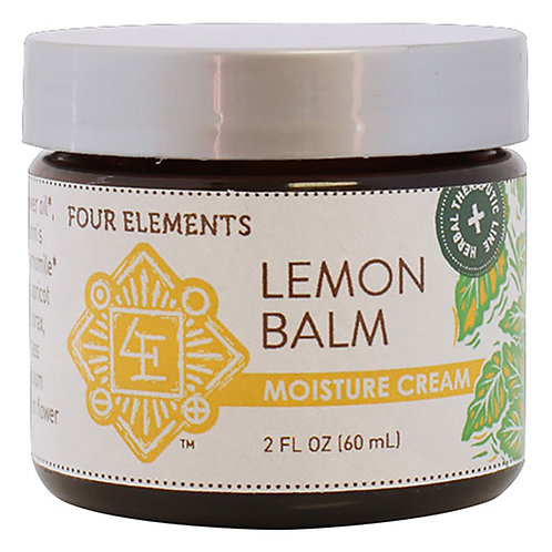 Four Elements Lemon Balm Moisture Cream