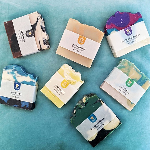 HiRuna Designs - Bar Soap