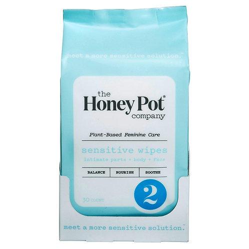 The Honey Pot Company - Sensitive Intimate Wipes