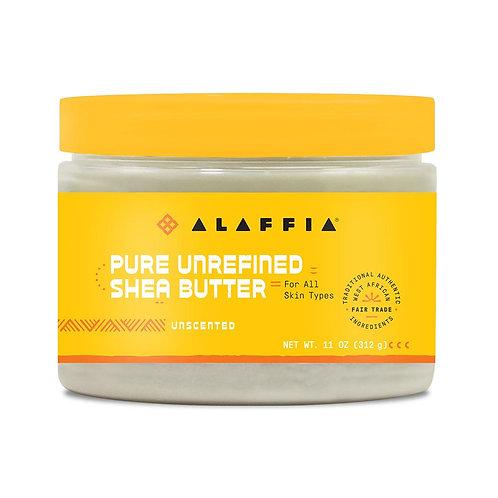 Alaffia Unscented Shea Butter