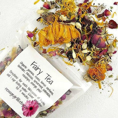The Healing Sanctuary - Fairy Tea