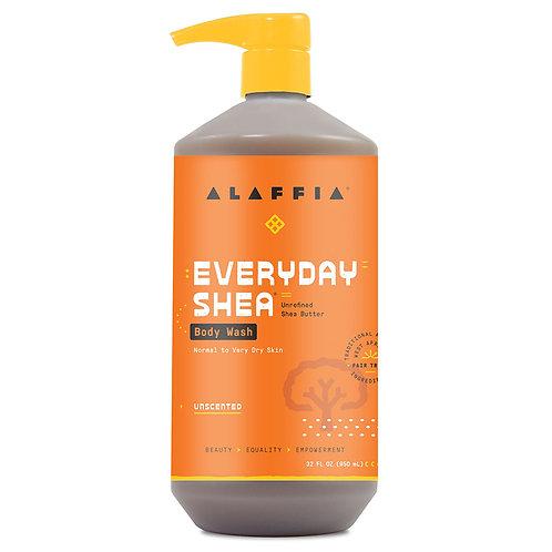 Alaffia Shea Body Wash