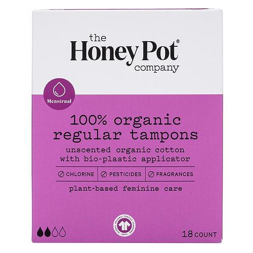 The Honey Pot Company - Regular Tampons