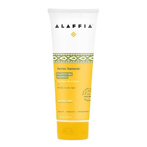 Alaffia Neem Turmeric Shampoo