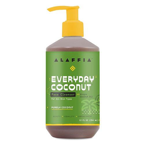 Alaffia Coconut Face Wash