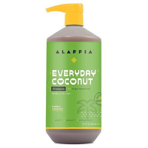 Alaffia Purely Coconut Shampoo