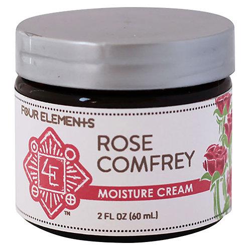 Four Elements Rose Comfrey Moisture Cream