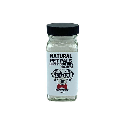 Natural Pet Pals Dirty Dog Dry Shampoo