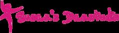 Susans Danstudio blank background Logo c