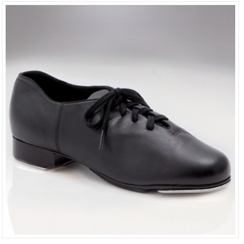 Leather lace up Capezio Tap shoes