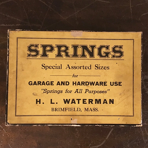SET OF SPRING WITH BOX