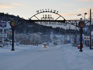 Williams, AZ: 5 Northern Arizona Stays if You Want to Experience Snow This Christmas Season