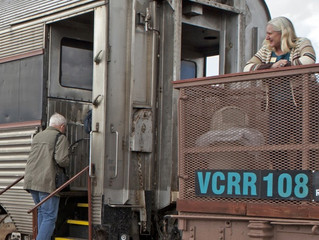 GUIDED TOURS - VERDE CANYON RAILROAD