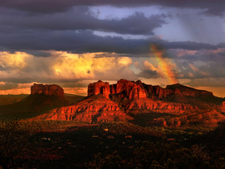 What is Sedona like in the Fall?
