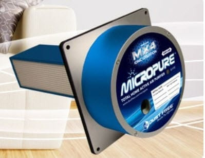 Learn about MicroPure Total Home Active Air Purifier