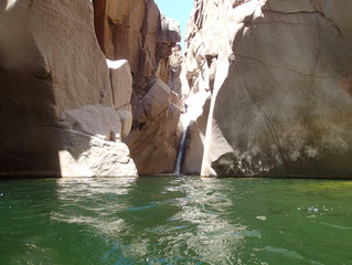 Featured Swimming Spot of the Week - Salome Creek
