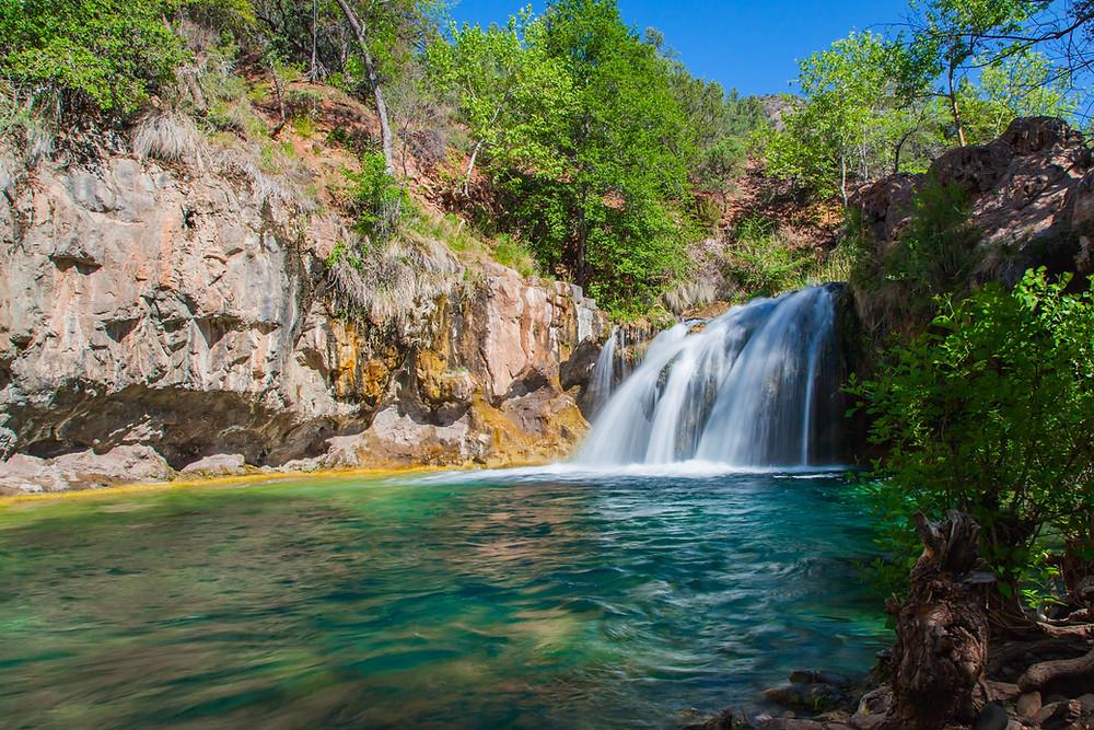 Fossil Creek, AZ