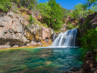 Featured Swimming Spot of the Week - Fossil Creek