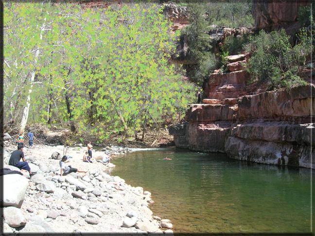 Grasshopper Point, AZ - Photo from www.fs.usda.gov