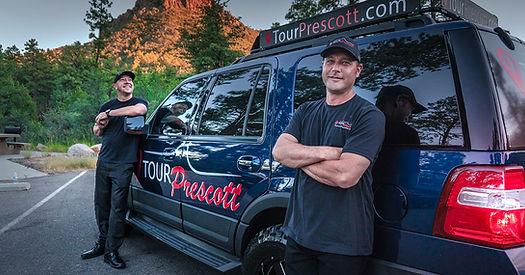 Doug Reed Tour Prescott