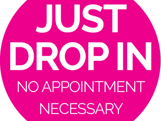 NEW Sunday Drop-in Sessions every week at our Dover branch