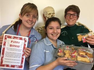 BHVS prescribes 'Funny Bones' for Comic Relief!