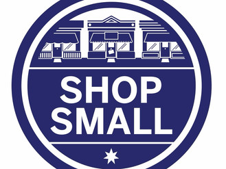 Shop Small with us and save money this December!