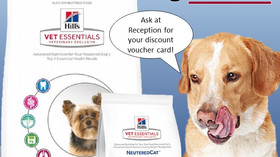 Fantastic Food Offer on Hill's Vet Essentials