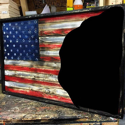 Custom US Flag