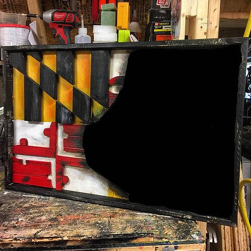 Custom MD Flag