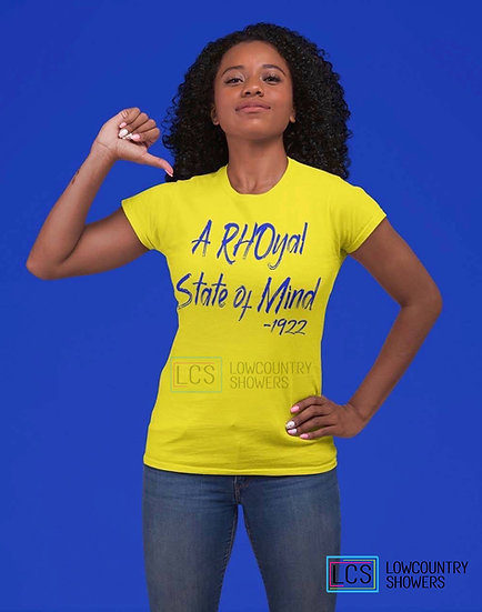 RHOyal State of Mind T-Shirt