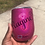Thumbnail: Personalized Wine Tumbler