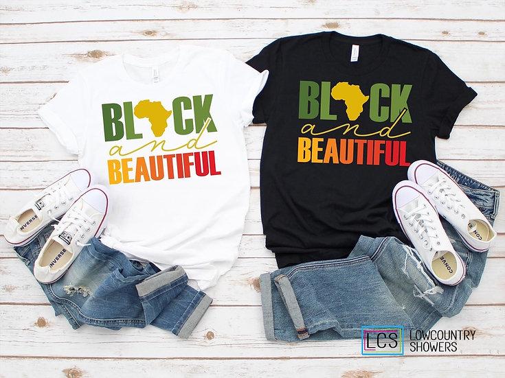 Black& Beautiful