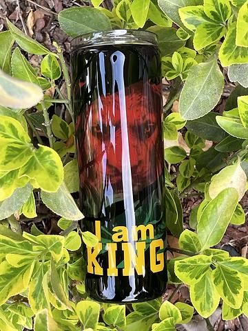 I Am King Tumbler