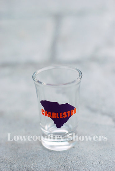 Charleston Shot Glass