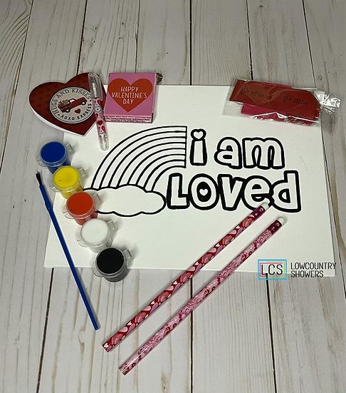 Valentine's Canvas Activity Pack