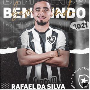 Botafogo conta hoje contra o Sampaio com dois reforços especiais: Rafael e o décimo segundo jogador