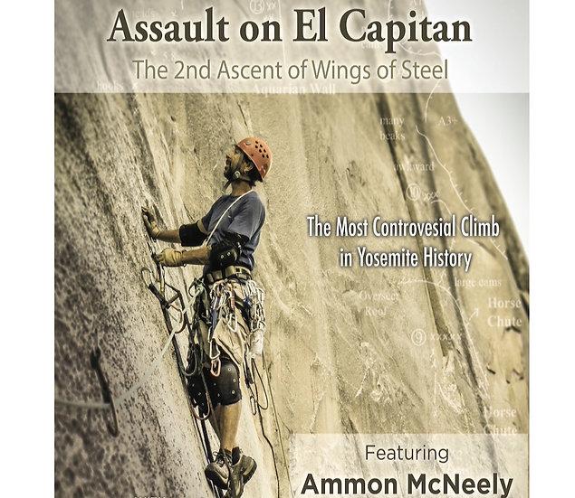 Assault on El Capitan  +  BONUS FOOTAGE  - DVD