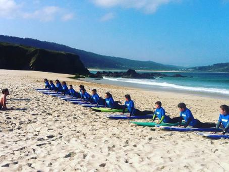 El verano ya esta aquí...¡ Galicia rules...
