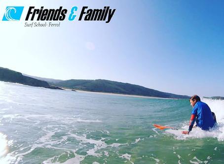 Summer surfing...