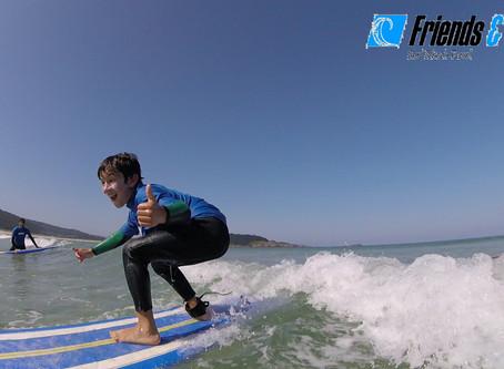 SURF es SALUD, SURF es GALICIA.