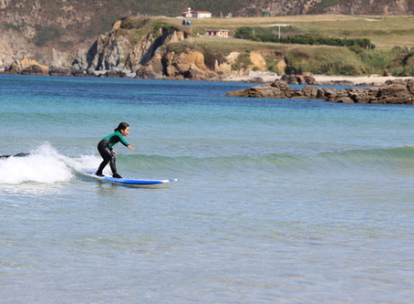 Nuestros mini-surfers ;)
