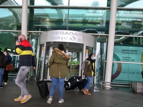 Governo português suspende voos de e para o Brasil